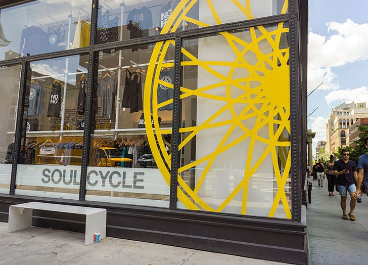 soul cycle building