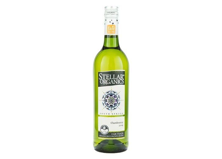 sulfite free stellar organics chardonnay 2013 review