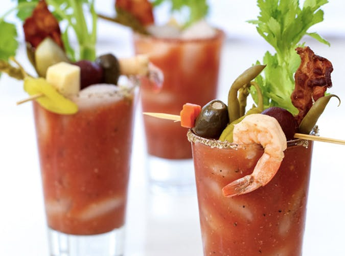 super bowl cocktail recipes bloody mary