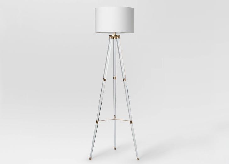 target tripod lamp