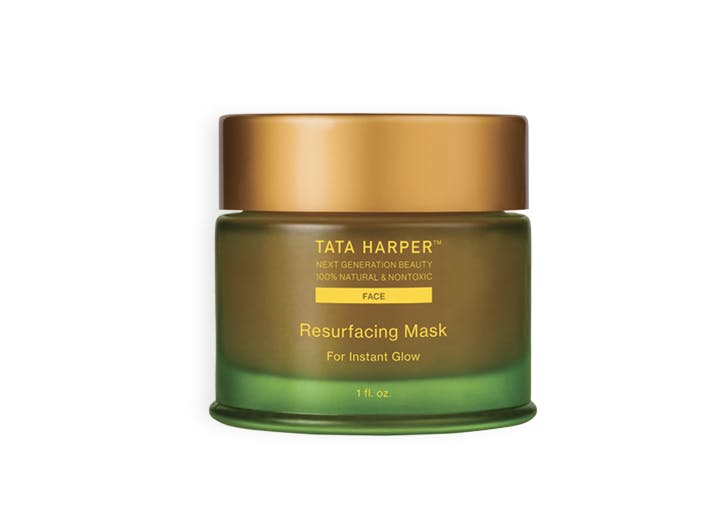 tata harper brightening face mask