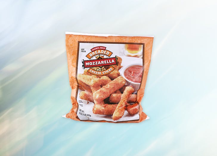 trader joe s breaded mozzarella sticks