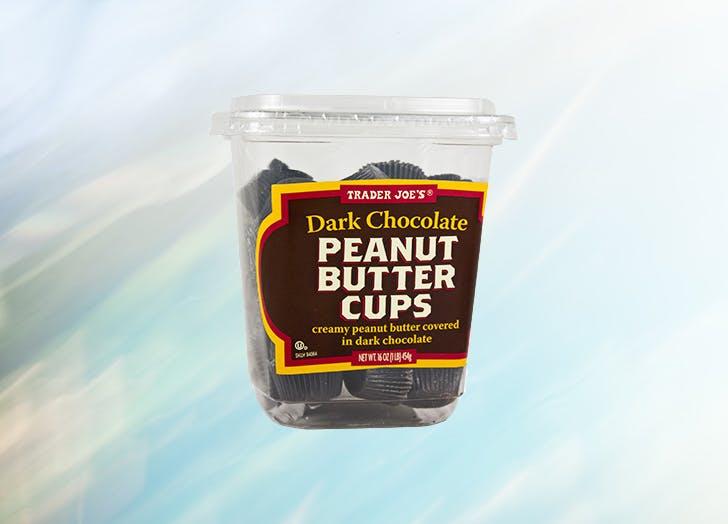 trader joe s dark chocolate peanut butter cups