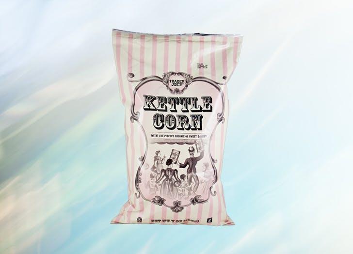 trader joe s kettle corn