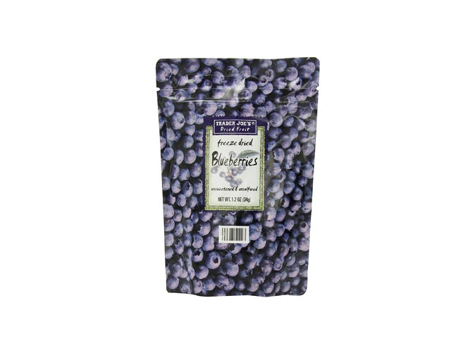 trader joes freeze dried blueberries