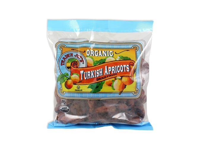 trader joes organic turkish apricots