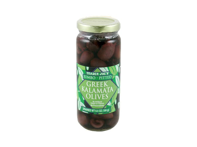 trader joes pitted greek kalamata olives