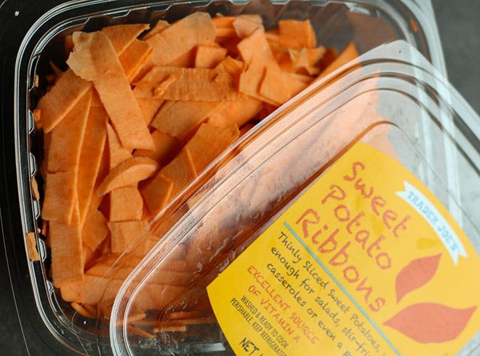 trader joes sweet potato ribbons
