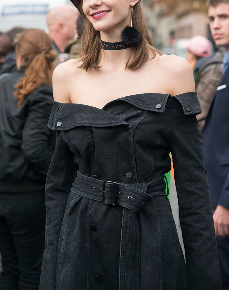 trends to ditch choker