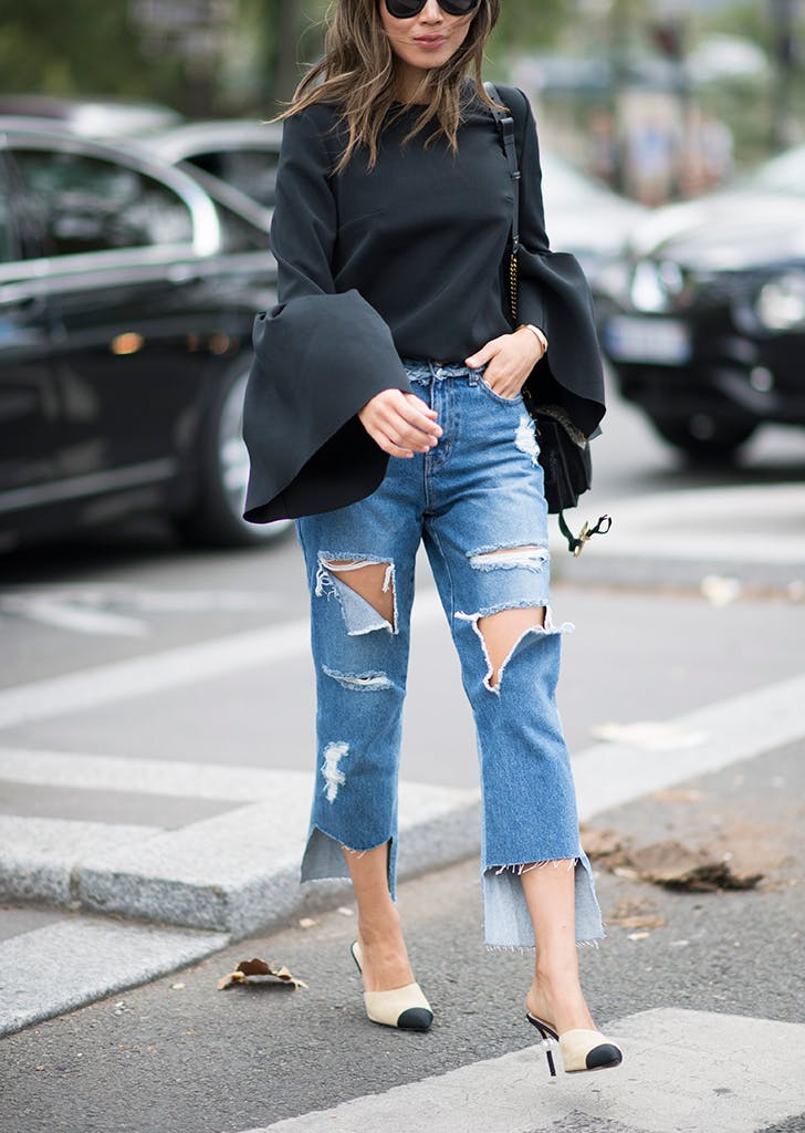 trends to ditch denim