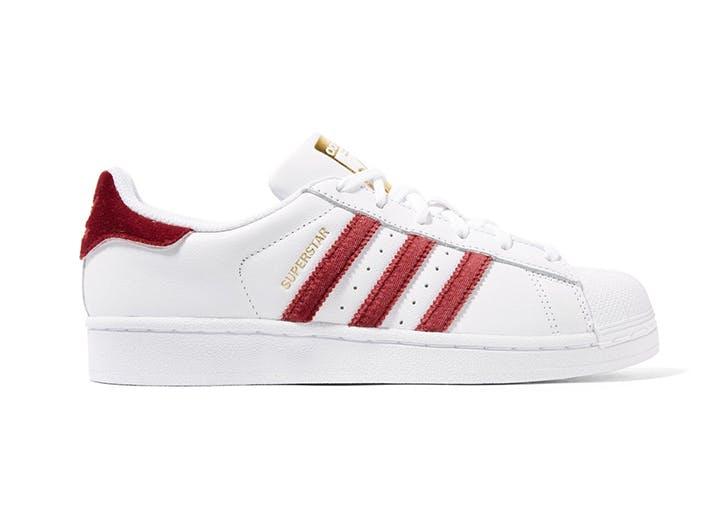 velvet sneakers adidas