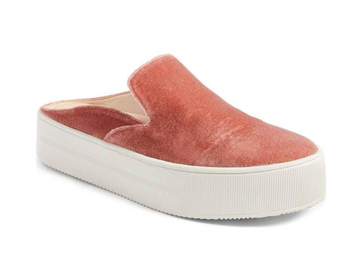 velvet sneakers bp