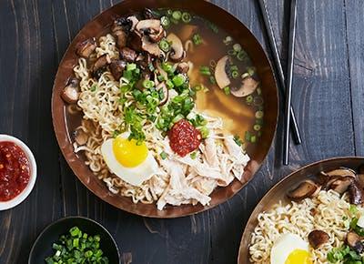 warm and easy ramen recipes 400
