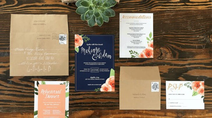 The One Thing Every Wedding RSVP Card Is Missing