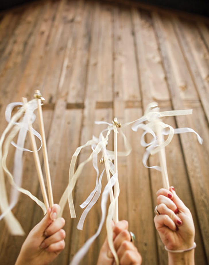 Unique Wedding Send-Off Ideas - PureWow