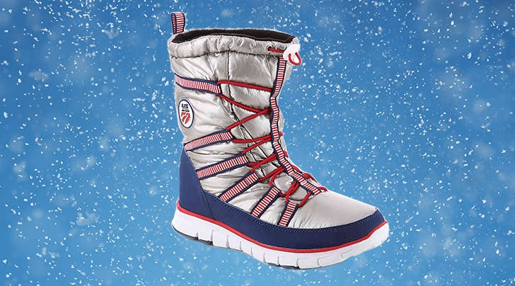 You Can Sport the Exact Same Winter Boots as the U.S. Olympic Ski Team