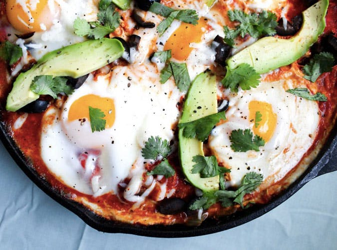 whole30 breakfast mexican shakshuka recipe