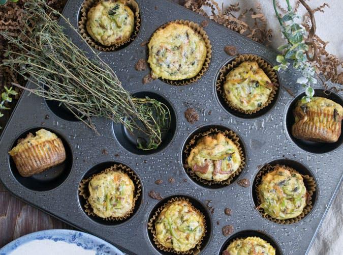 whole30 breakfast mini quiche muffin recipe