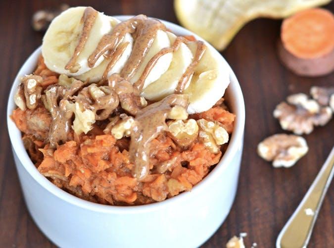 whole30 breakfast sweet potato oats recipe
