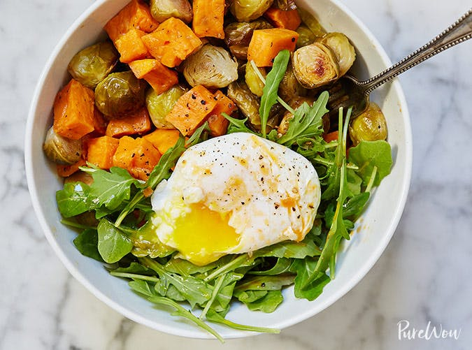 whole30 breakfast veggie egg bowl recipe