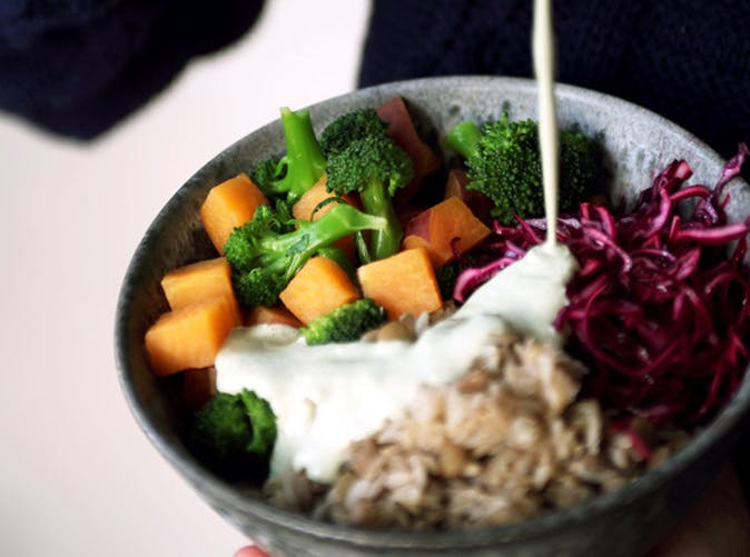 winter abundance bowl