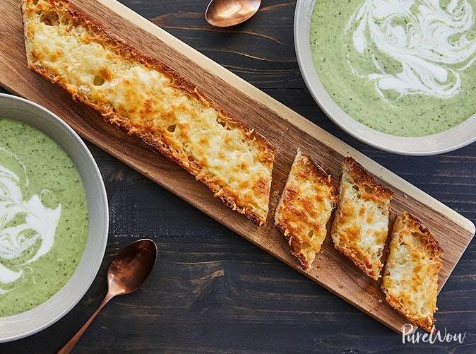 15 minute cucumber avocado blender soup recipe1