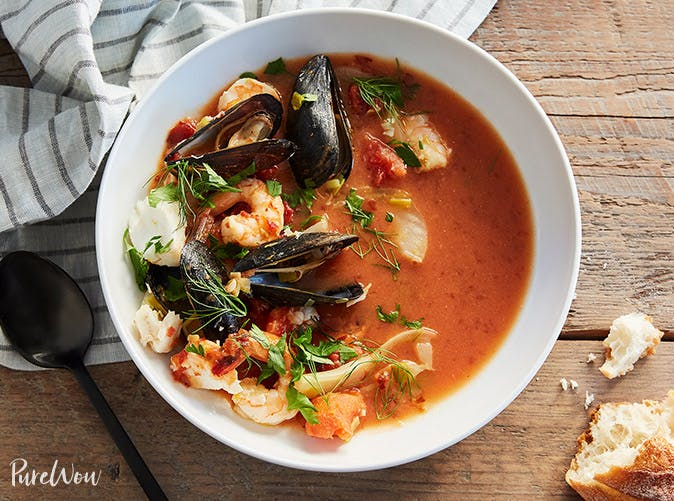 30 minute one pot cheaters bouillabaisse recipe