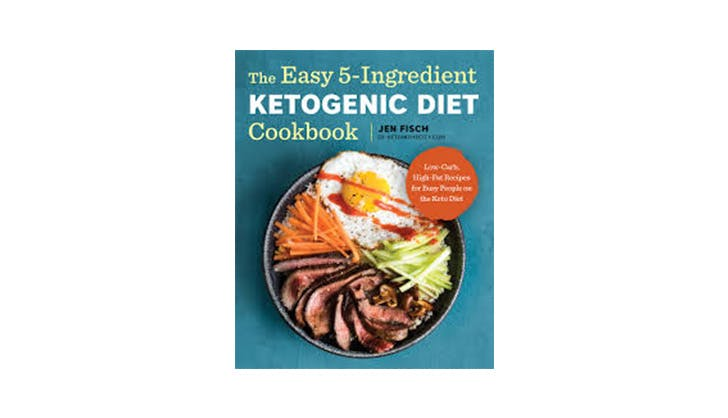 50 ingredient ketogenic diet bookbook
