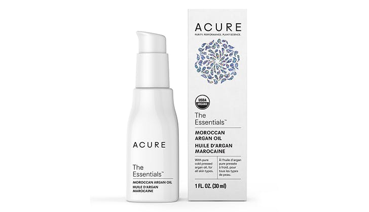 Acure The Essentials Marula Oil for combination skin