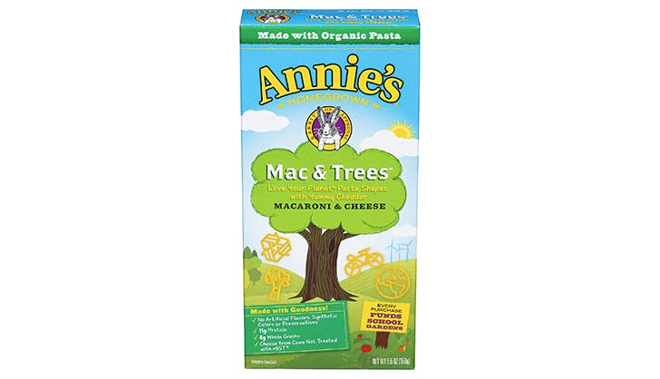 Annie s Mac and Trees
