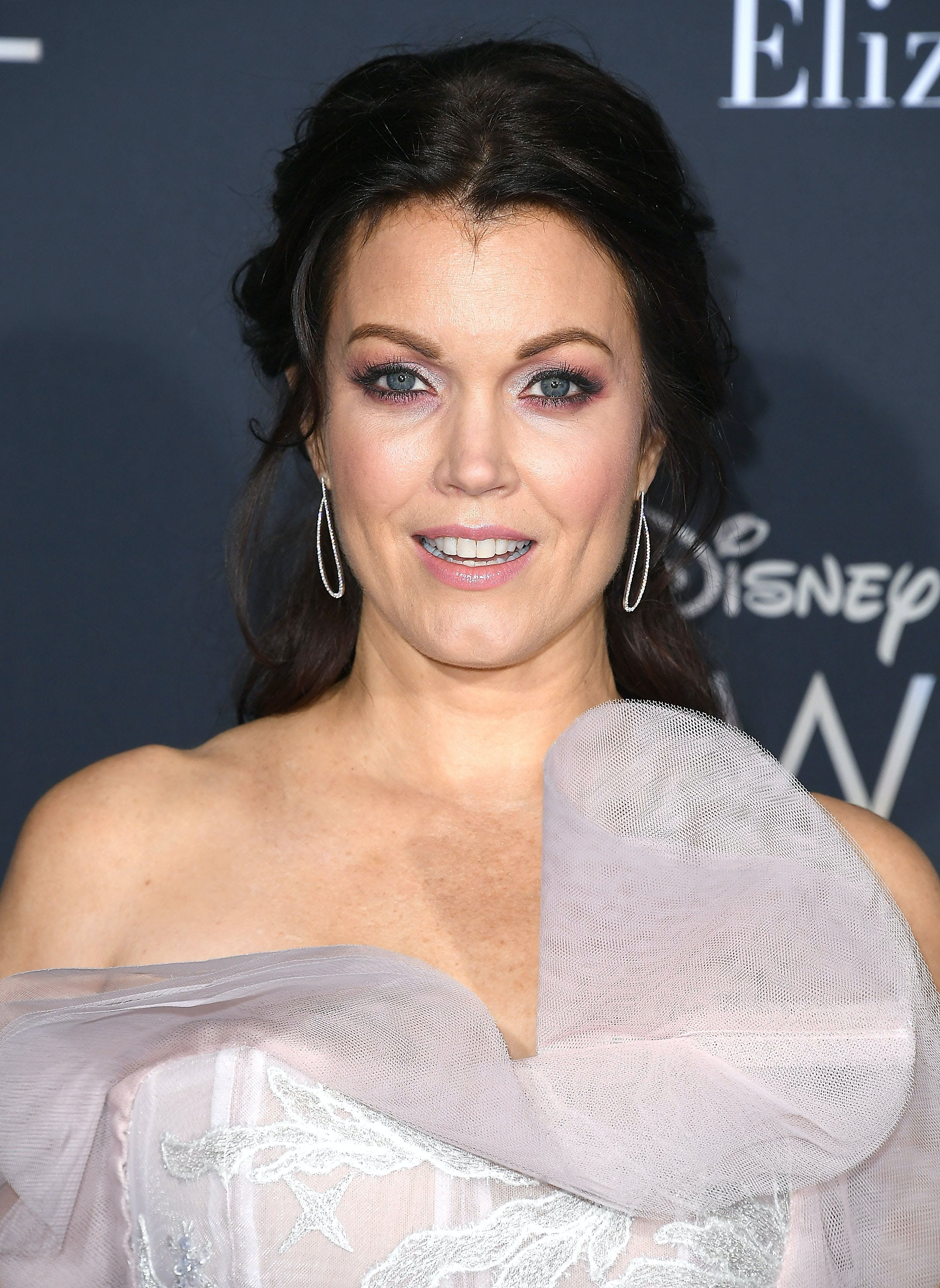 Bellamy Young at the premier of A Wrinkle In Time