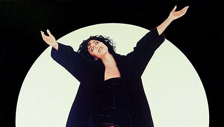 Cher in Moonstruck best rom com movie
