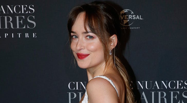 You Wont Believe What Dakota Johnson Superglued to Herself During Intimate 'Fifty Shades' Scenes