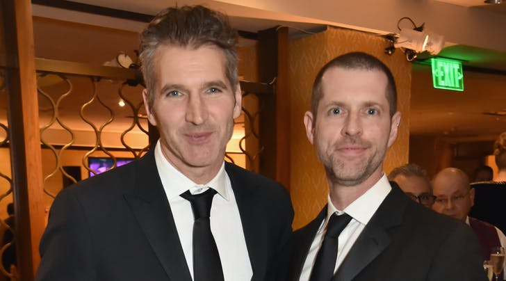 'Game of Thrones' Creators David Benioff & D.B. Weiss Just Landed a *Major* New Gig