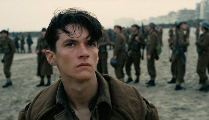 Dunkirk oscars movie