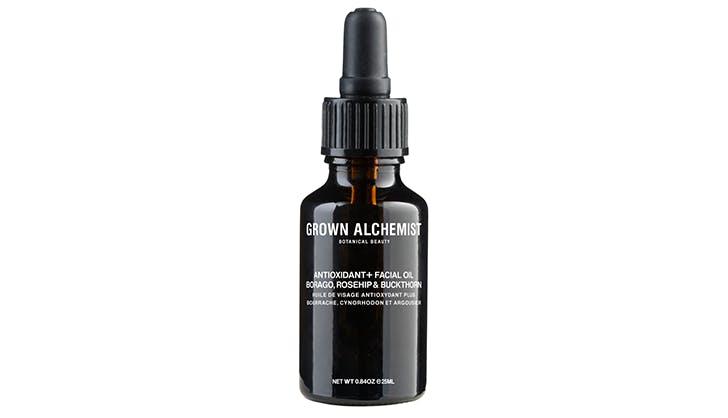 Grown Alchemists Antioxidant   Facial Oil  Borago  Rosehip and Buckthorn Berry for dry skin