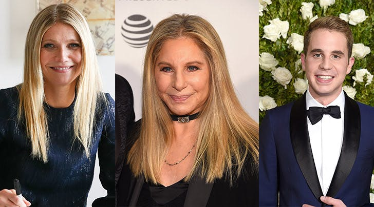 Gwyneth Paltrow, Barbra Streisand & Ben Platt Walk into a Netflix Queue…