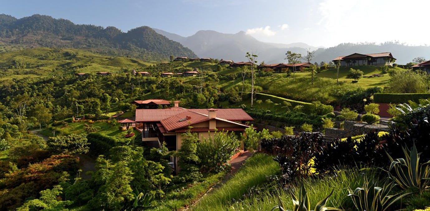 Hacienda AltaGracia  Pe rez Zeledo n  Costa Rica