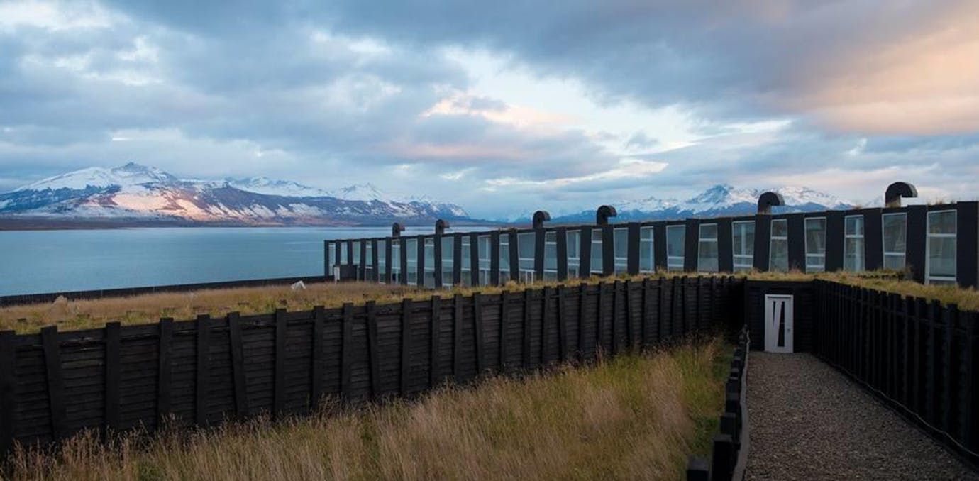 Hotel Remota  Puerto Natales  Chile