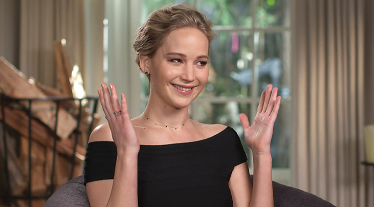 Jennifer Lawrence Talks Ex Darren Aronofsky And Addresses Those Chris Pratt Rumors