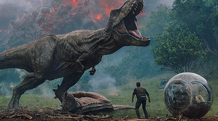 Wow, This Is When 'Jurassic World 3' Is Expected to Hit Theaters