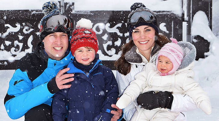 Prince George Picked Up *This* Impressive Hobby from Kate Middleton & Prince William