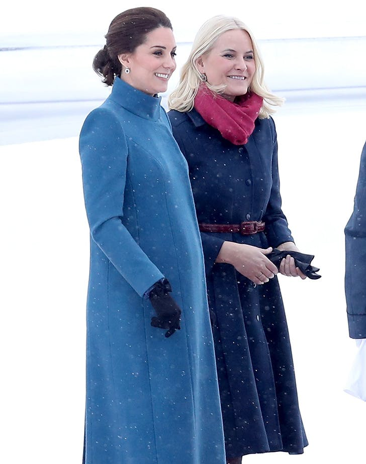 Kate Middleton crown princess mette merit