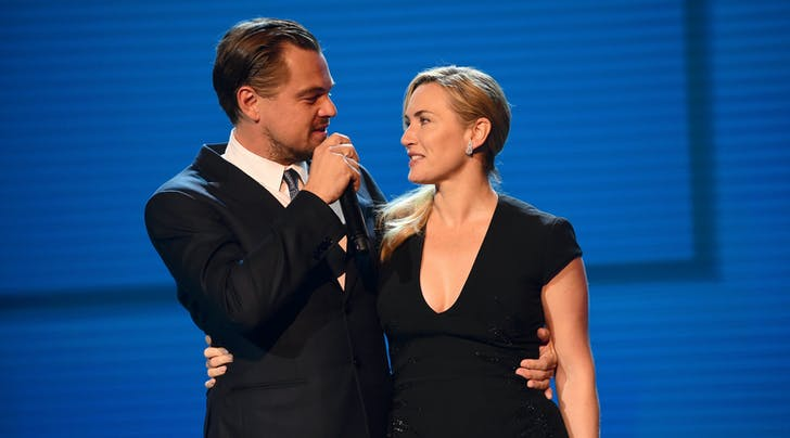 Kate Winslet & Leonardo DiCaprio Helped Save a Complete Stranger's Life
