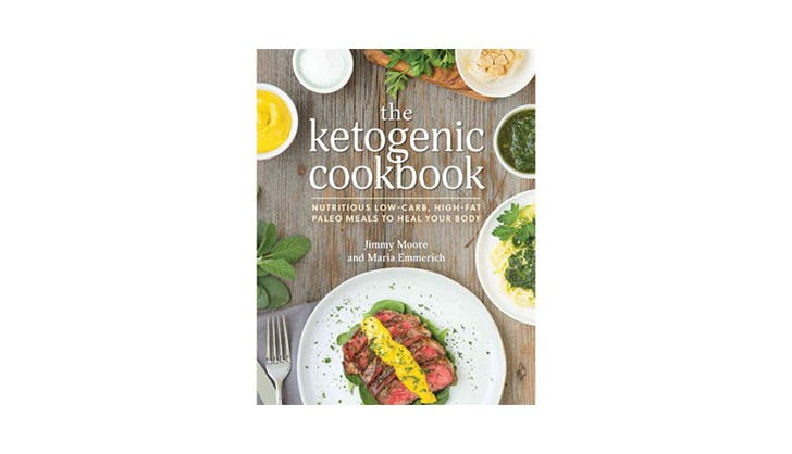 Ketogenic Cookbook for Beginners