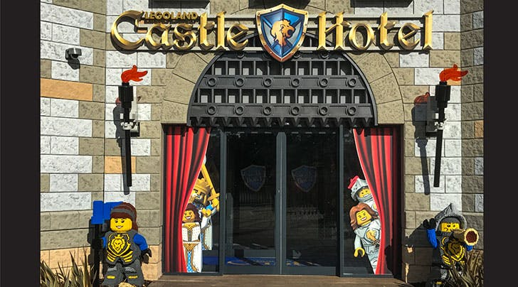 Legoland California Is Opening Its First U.S. Castle Hotel, and Its Perfectly Magical