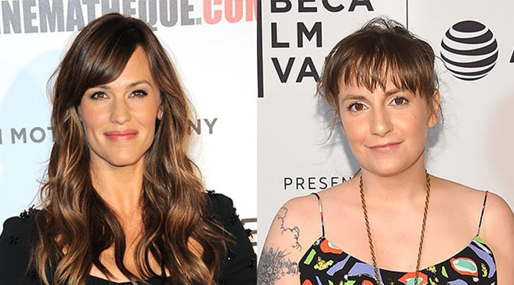 Lena Dunham & Jennifer Garner Team Up for New HBO Series 'Camping'