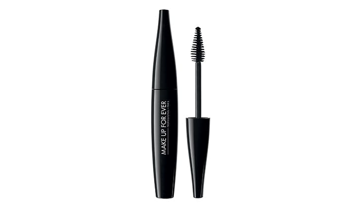 Make Up For Eve Smoky Extravagant Mascara tapered wand
