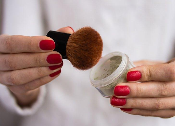 Moringa makeup beauty product