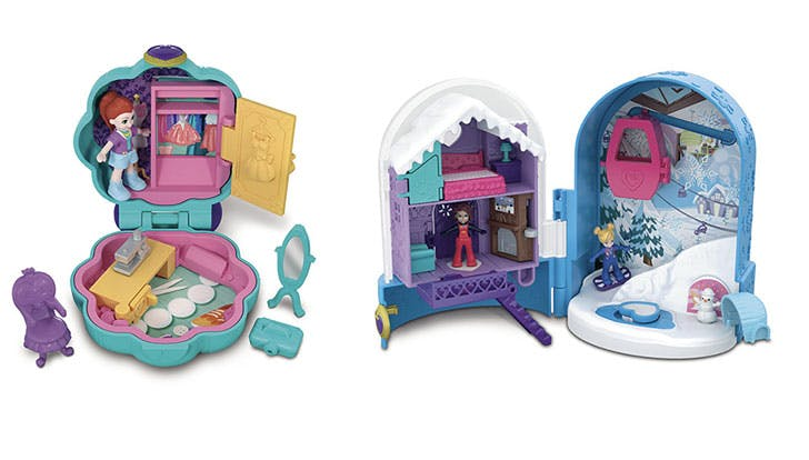 '90s Kids, Rejoice: Polly Pocket Is Coming Back
